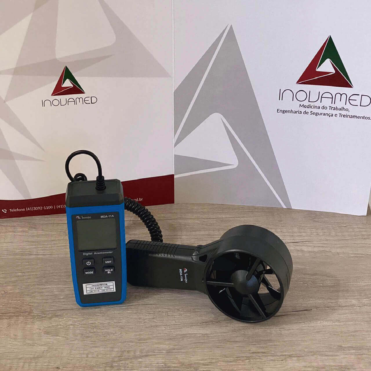 Imagem do Produto-Anemômetro Minipa MDA-11A