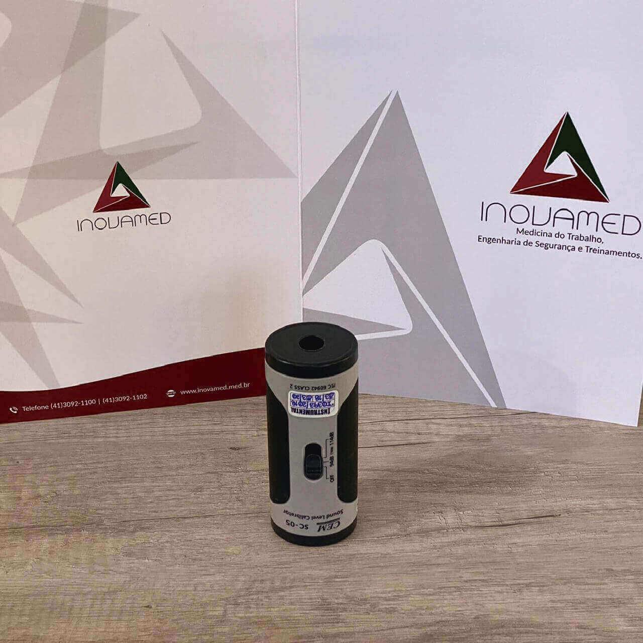 Imagem do Produto-Calibrador CEM SC-05