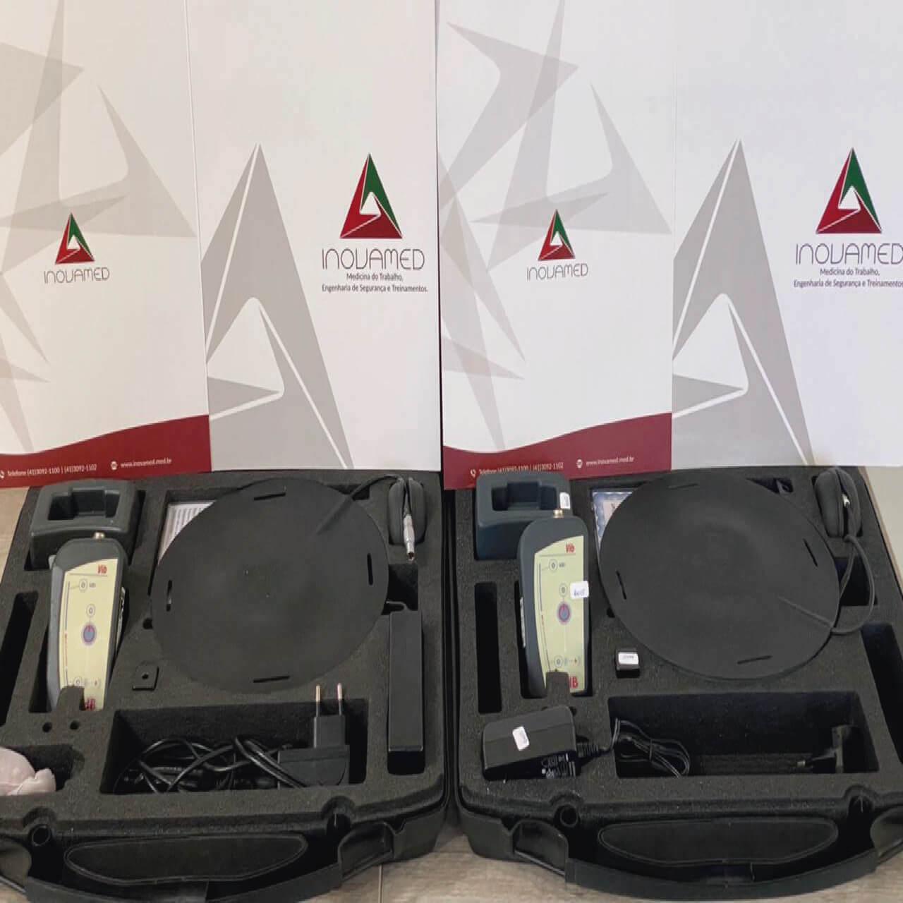 Imagem do Produto-Medidor de vibrações ocupacionais VIB-008 Marca 01 dB