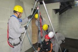Treinamento NR33   Trabalhador e Vigia   Reciclagem